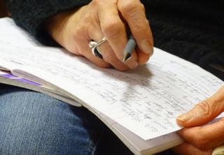 Ateliers d'écriture : griffonnons !