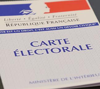 Inscription liste électorale