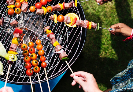 Barbecue géant – Grand Chassignol