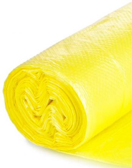 Dotation de sacs jaunes 2020
