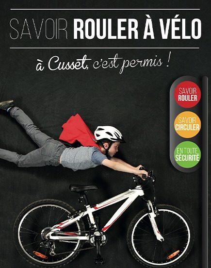 JEUNESSE /// Savoir rouler à vélo